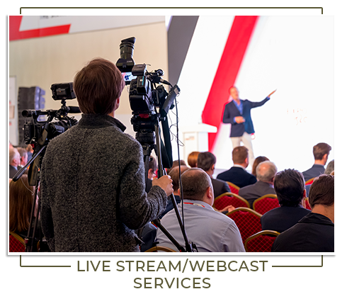 Live Stream and Webcast Services by Lumera Productions Inc. - Video Production Services Abbotsford